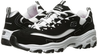 SKECHERS - D'Lites - Biggest Fan Women's Shoes $60 thestylecure.com