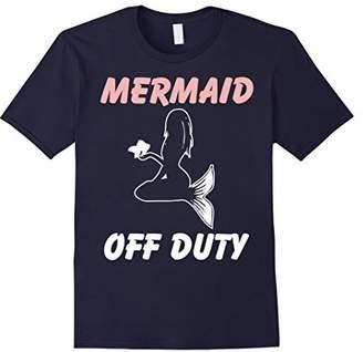 Mermaid Off Duty T-shirt