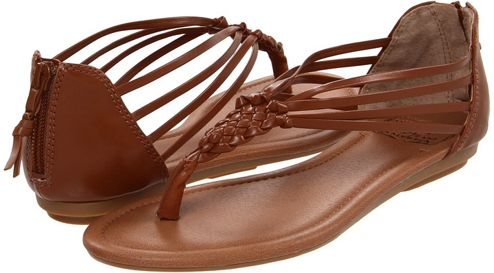Lucky Brand Cynthia (Bombay Brown) - Footwear