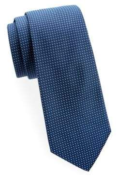 Saks Fifth Avenue Two-Tone Silk Tie