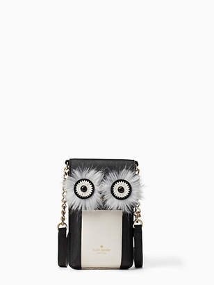 Kate Spade Penguin iphone crossbody