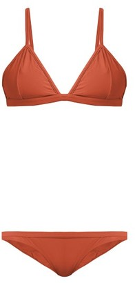 Haight - Taping Triangle Bikini - Womens - Brown