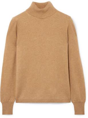 ed7430263c4 J.Crew Layla Cashmere Turtleneck Sweater - Camel