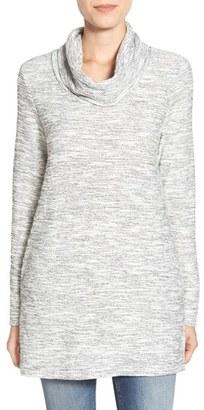 Women's Caslon Knit Cowl Neck Tunic $69 thestylecure.com