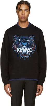 Kenzo Black Tiger Pullover $270 thestylecure.com