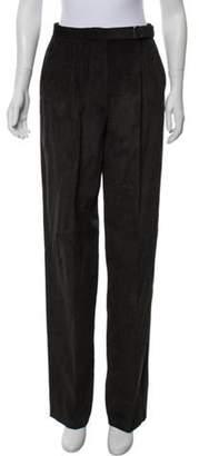 Giorgio Armani High-Rise Wide-Leg Pants High-Rise Wide-Leg Pants