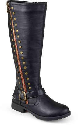 Journee Collection Tilt Wide Calf Riding Boot - Women's