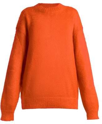 8b8bfc0c8 Orange Oversized Sweater - ShopStyle