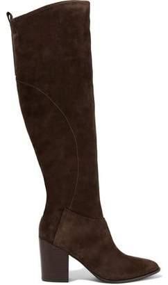 Sigerson Morrison Gazella Suede Knee Boots