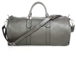 Uri Minkoff Pebbled Leather Duffle Bag