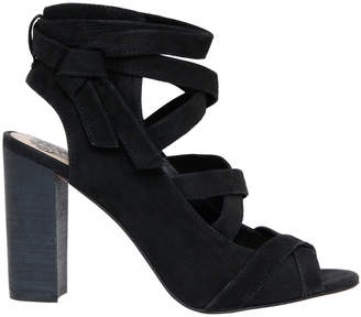 Vince Camuto Sammson Black Sandal
