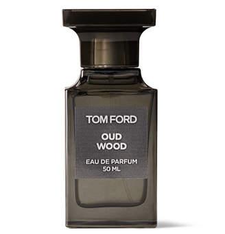 Tom Ford Oud Wood Eau De Parfum - Rare Oud Wood, Sandalwood & Chinese Pepper, 50ml - Men - Colorless