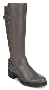 Naturalizer Soul Quebec Wide Calf Riding Boot