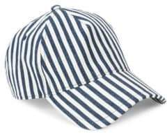 Rag & Bone Marilyn Striped Baseball Cap