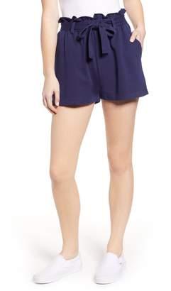 BP Paperbag High Waist Shorts