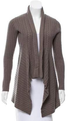 Autumn Cashmere Open Shawl Collar Cardigan