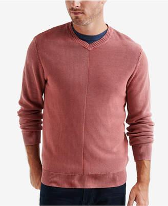 Lucky Brand Men Regular-Fit V-Neck Sweater