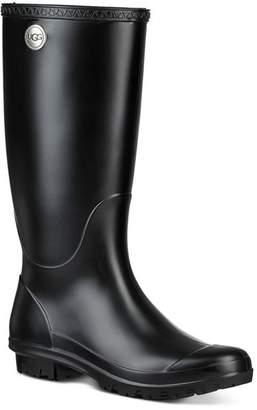 UGG Women's Shelby Matte Round Toe Rain Boots