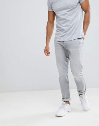 G Star G-Star 3301 Tapered Jeans Light Aged