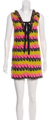 Marni Printed Shift Dress