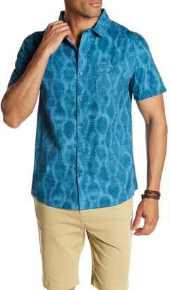 Threads 4 Thought Batik Short Sleeve Regular Fit Shirt