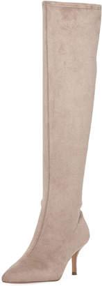 Charles by Charles David Aerin Dressy Microsuede Knee Boots