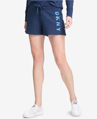 DKNY Sport French Terry Logo Shorts