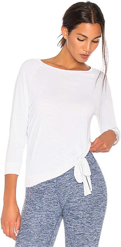 True Stripes 3/4 Sleeve Pullover