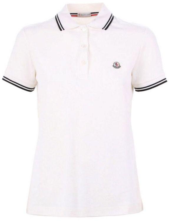 MonclerMoncler Polo Cotton