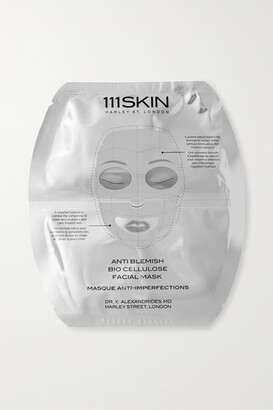 Acne Studios 111Skin - Anti Blemish Bio Cellulose Facial Mask, 5 X 25ml - one size