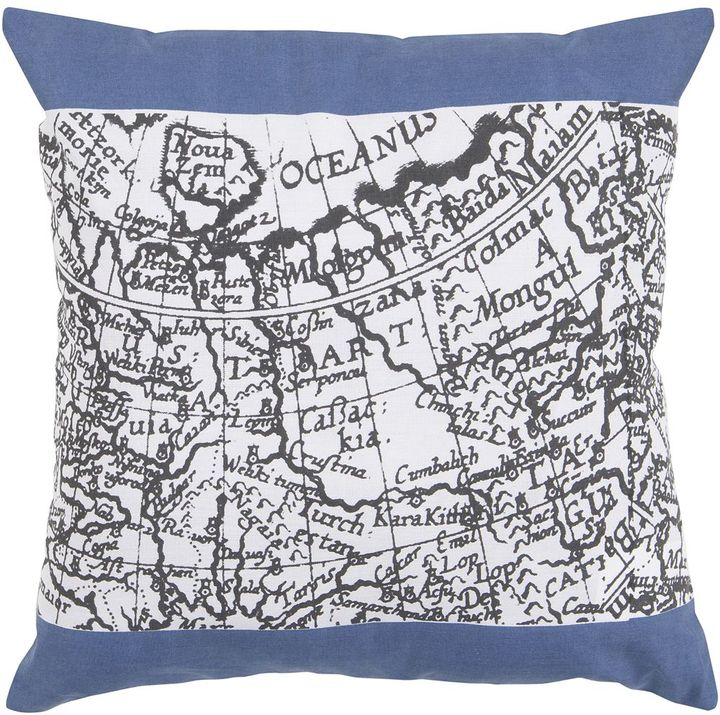 Lafayette Artisan weaver decorative pillow