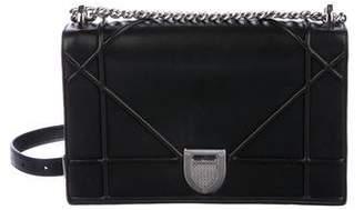 Christian Dior Diorama Leather Bag