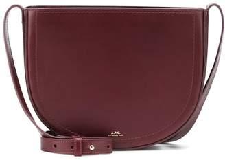 A.P.C. Juliette leather shoulder bag