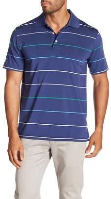 Brooks Brothers Golf Stripe Polo