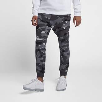 Nike Sportswear Club Men's Camo Joggers