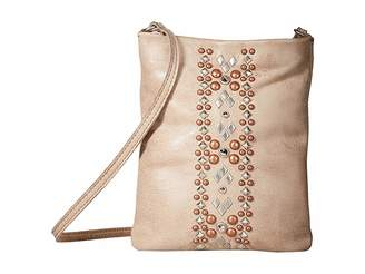 Leather Rock Sienna Crossbody
