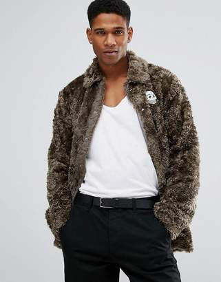 Cheap Monday Shaggy Jacket
