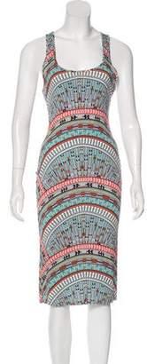 Mara Hoffman Sleeveless Printed Dress