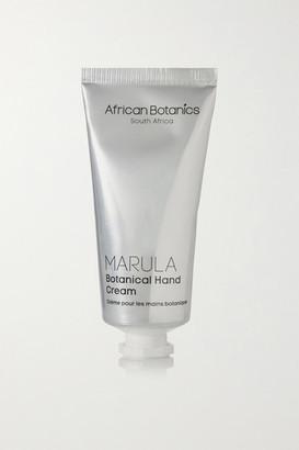 African Botanics Marula Botanical Hand Cream, 60ml - Colorless
