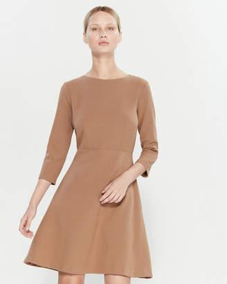 Roberto Collina Mini Fit & Flare Dress