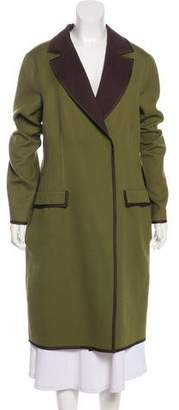 Philosophy di Alberta Ferretti Virgin Wool-Blend Coat