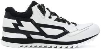 Les Hommes running sneakers