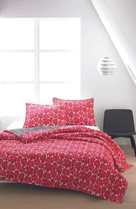 Marimekko Unikko Quilt & Sham Set