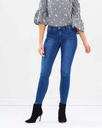 Dorothy Perkins Authentic Frankie Super Skinny Jeans