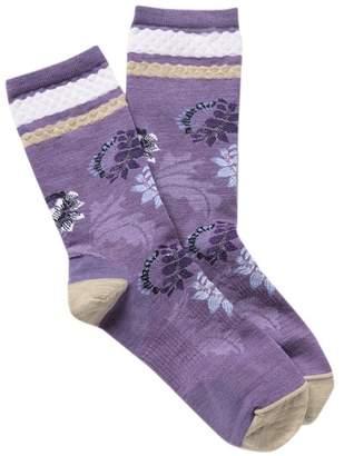 Smartwool Blossom Bitty Crew Socks