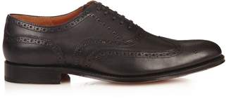 Grenson Dylan leather brogues