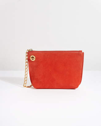 Jigsaw Kenzie Chain Clutch Bag
