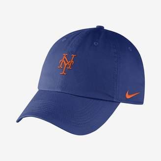 Nike Heritage 86 (MLB Mets) Adjustable Hat