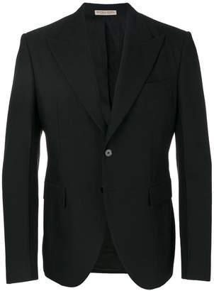 Bottega Veneta peak lapel suit jacket