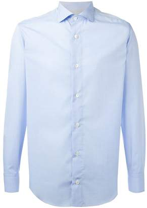 Eleventy long-sleeve shirt